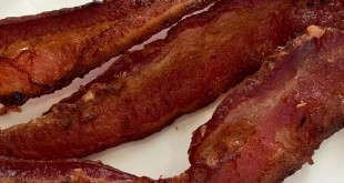 Bacon makes social media sizzle