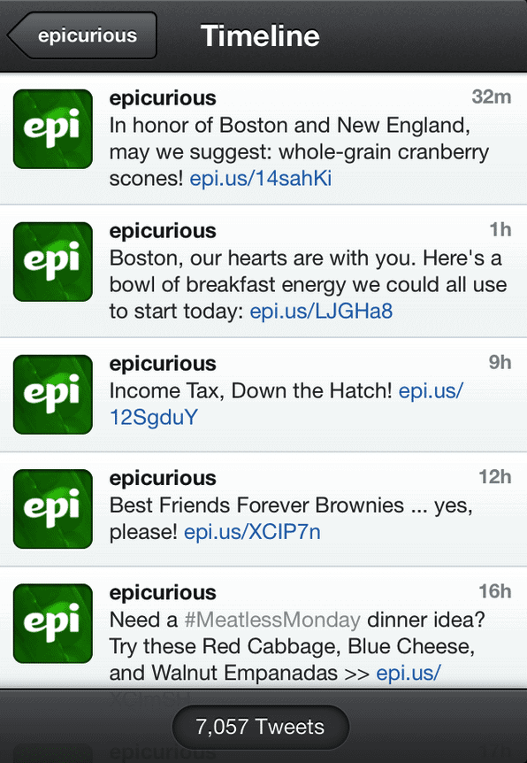 Boston Blunder: Epicurious tries to fix bombing with cranberry scones